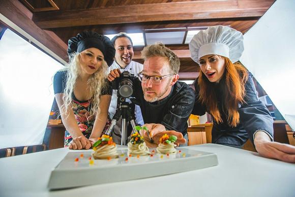 Chef&Photo Instructor
