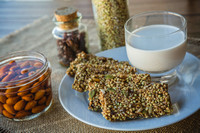 Buckwheat Granola Bars